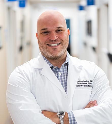 Russell Deutscher, MD