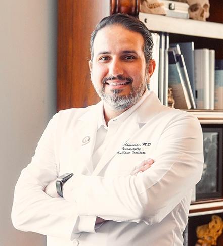 Amir Ahmadian, MD, FAANS