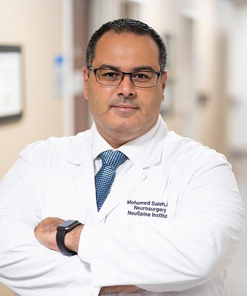 Mohamed Saleh, MD,